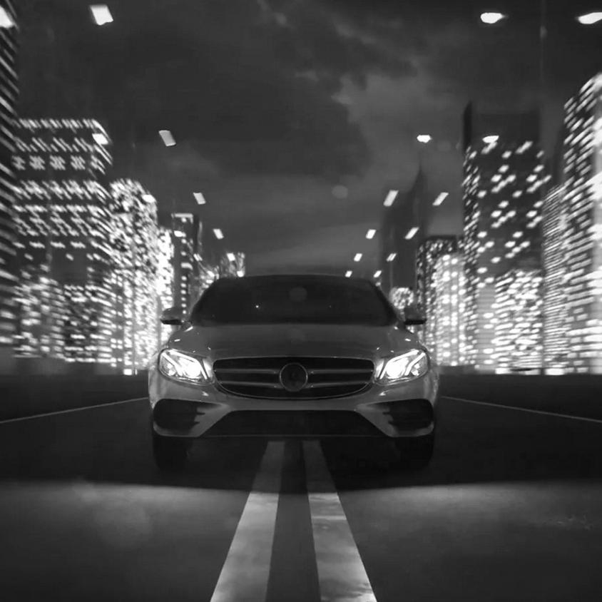 Mercedes E W213
