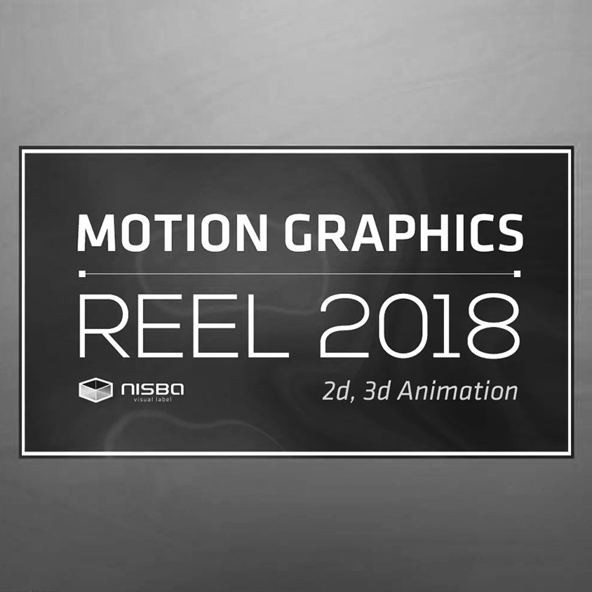Motion Graphics Reel 2018